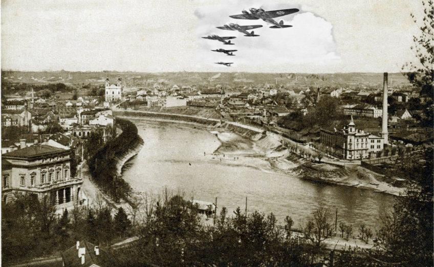Wilno, lipiec 1944
