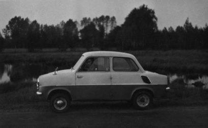 mikrus pierwszy polski samochód osobowy po wojnie