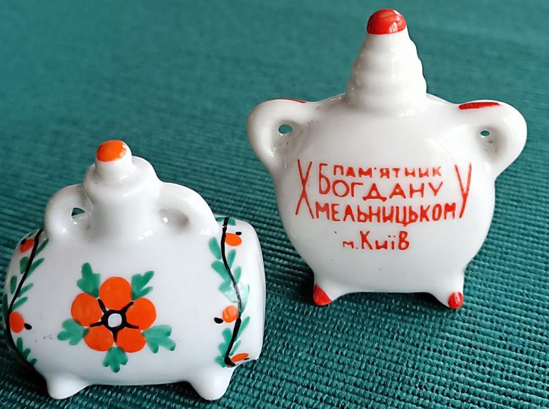 porcelanowe miniaturki